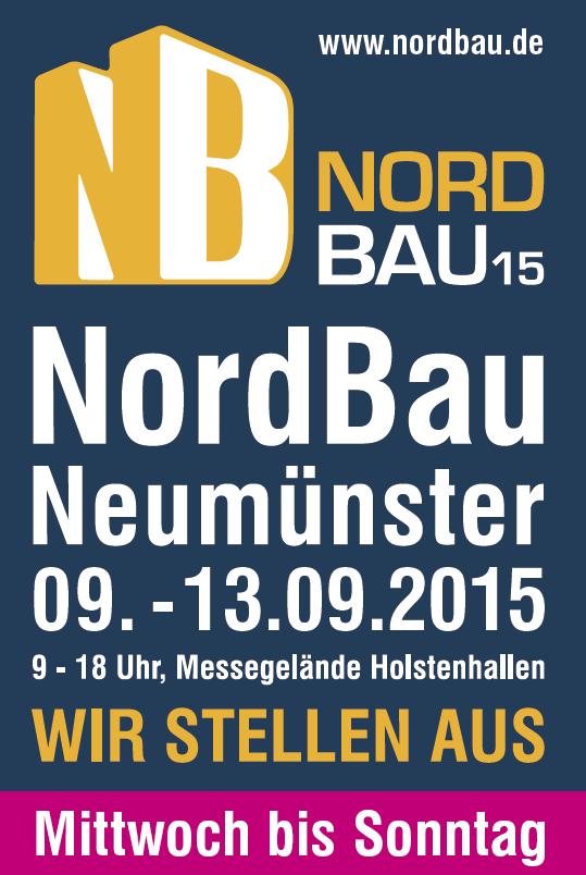 Nordbau Messe in Neumünster
