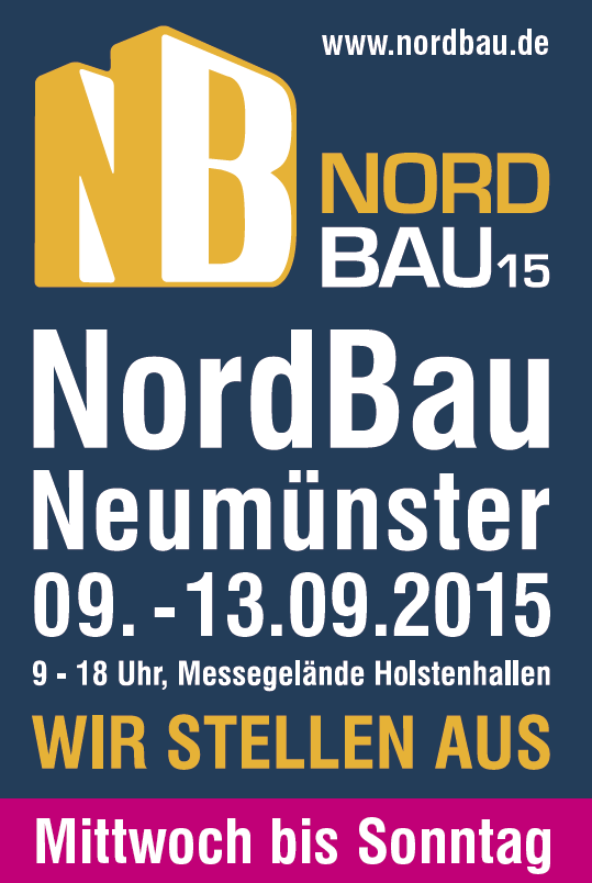 Nordbau Messe in Neumünster