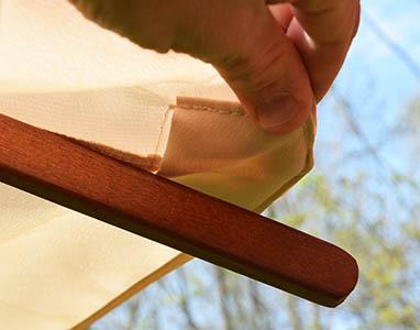 Stofftasche Sonnenschirm